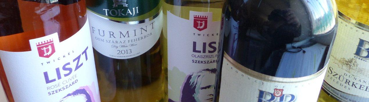 Trockene und Süße Rotweine und Weißweine
